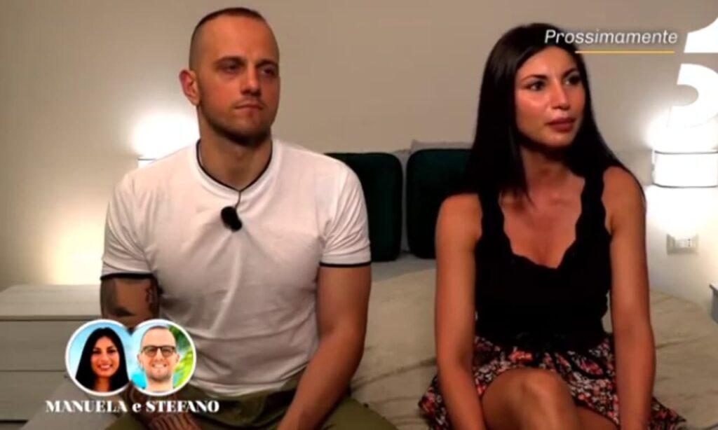 Manuela e Stefano di Temptation Island 2021