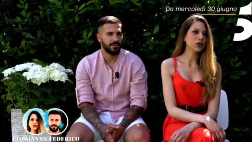 Floriana e Federico di Temptation Island 2021