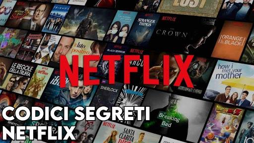 Codici segreti Netflix