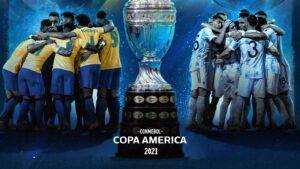 Finale Coppa America 2021