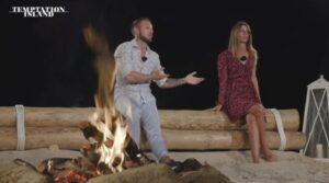 Temptation Island, Jessica e Alessandro al falò di confronto immediato