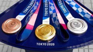 Classifica medagliere Olimpiadi Tokyo 2020