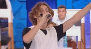 Albe, cantante Amici 21