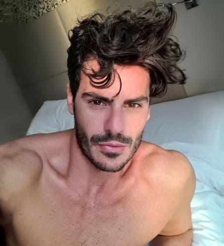 Andrea Casalino su Instagram