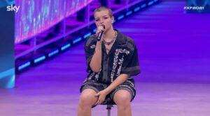 Febe alle audizioni di X Factor 2021
