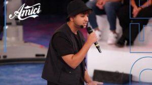 Inder, cantante di Amici 21