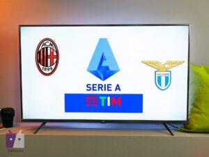 Milan Lazio Serie A TIM