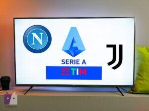 Napoli Juventus Serie A TIM