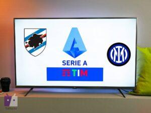 sampdoria inter serie A tim