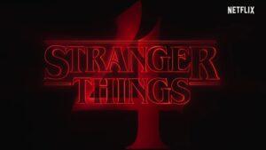 Stranger Things 4 su Netflix