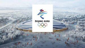 Logo Olimpiadi invernali Pechino 2022