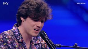 Plugsaints durante le terze audizioni di X Factor 2021