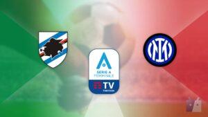 sampdoria inter serie A femminile